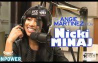 Nicki Minaj Interview With Angie Martinez