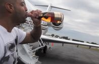 CelebrityPaid.com: Private Jet, Ferrari & $40K A Week? This Guy Claims He Makes More Than Your Favorite Rapper!