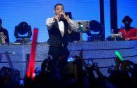 Drake Hosts New Year's Eve At Marquee Nightclub In Las Vegas