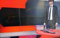 SHOCKING: Armed Man Live On Dutch National Television!!