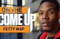 Fetty Wap Talks: Trap Queen, Signing & Mixtape