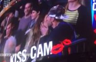 She Ain't Loyal: Girl Makes Out With A Stranger After Boyfriend Ignores Kiss Cam At Knicks Game!
