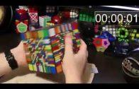 Well Damn: Man Solves The World's Hardest Rubik's Cube In 7 Hours! (Time-Lapse)