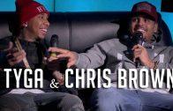 Chris Brown & Tyga Talk Amber Rose & More