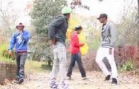 Dance Moves On Fleek: Dubstep Dancer Brings Out His Friends!