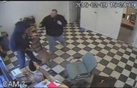 Dog Protects Owner From A Robbery!