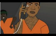 Gucci Mane Ft. Bobby Shmurda: Back in Jail (Cartoon Parody)