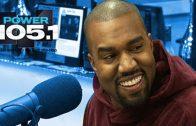 Kanye West On The Breakfast Club