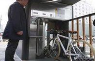 No Need For Bike Locks: Tokyo's Underground Bicycle Storage System!
