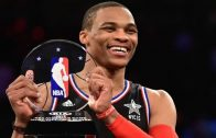 Russell Westbrook Named All-Star MVP