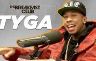 Tyga On The Breakfast Club