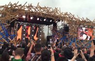 """Action Bronson & Chance The Rapper Perform """"Baby Blue"""" At SXSW"""