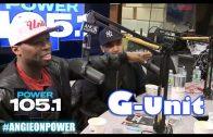 G-Unit On Power 105.1