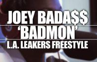Joey Bada$$' L.A. Leakers Freestyle