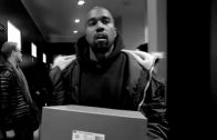 Kanye Hand Delivers Pairs Of Adidas Yeezy Boost