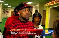 "Baltimore Gang Members Speak On Freddie Gray's Riots ""We Did Not Make Truce To Harm Cops"""