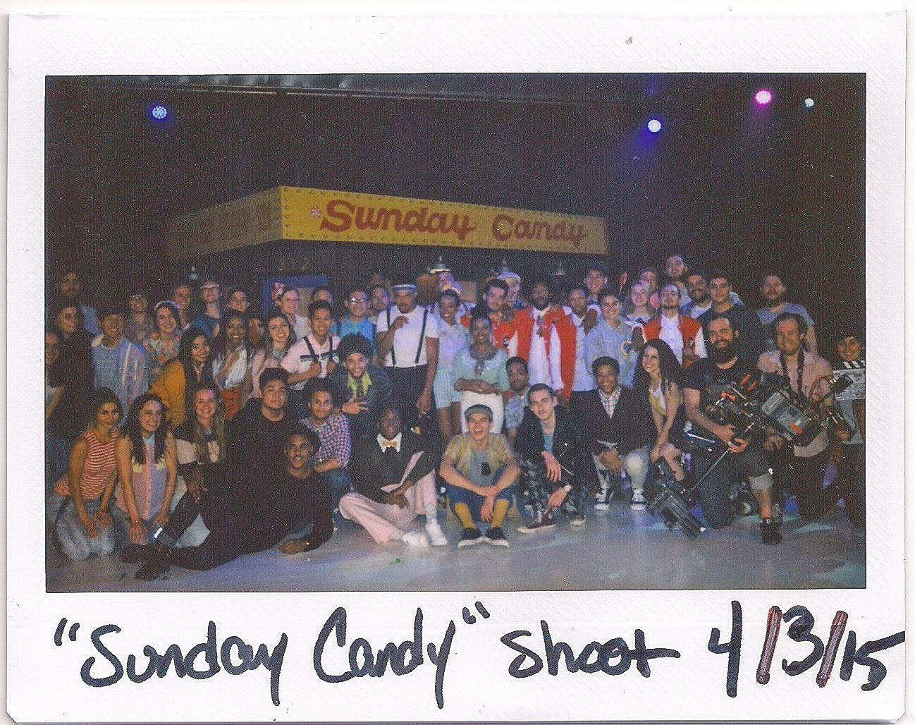 """Chance The Rapper """"Sunday Candy"""" Video"""