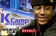 K Camp On The Breakfast Club