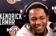 """Kendrick Lamar Talks Joint Album With J. Cole, """"To Pimp A Butterfly"""" On Hot 97"""