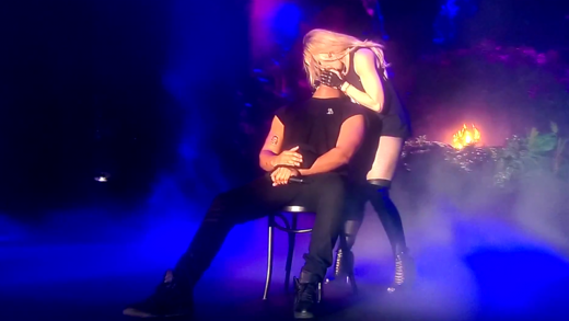 Madonna Makes Out With Drake At Coachella!