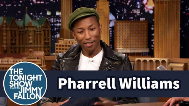 Pharrell Talks Working On Missy Elliott's New Album