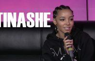 Tinashe Denies Iggy Azalea Beef, Shows Affinity For Nicki Minaj's Boobs