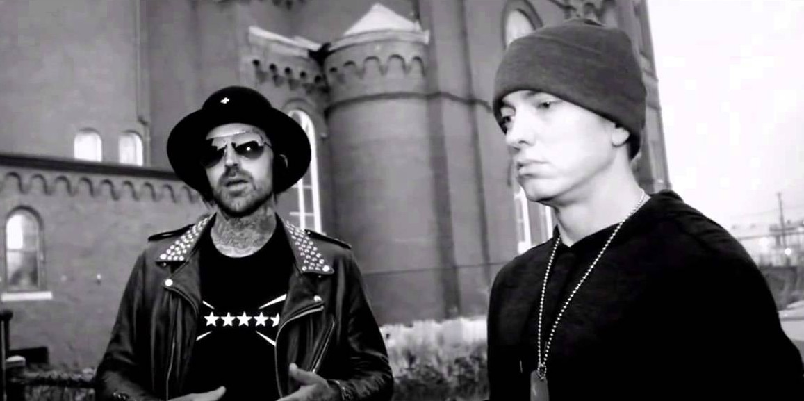 "Yelawolf & Eminem Talk ""Best Friend"""