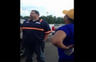 Woman Goes Off On Racist White Couple For Calling Her The N-Word!