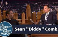 Diddy Talks 3 AM Fragrance With Jimmy Fallon