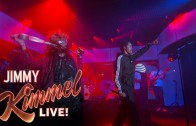 "Earl Sweatshirt & BADBADNOTGOOD Do ""Huey"" & ""Grief"" On Jimmy Kimmel"
