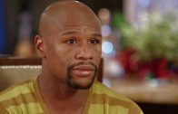 """Floyd Mayweather Says He'd Beat Manny Pacquiao """"100 Out Of 100 Times""""!"""