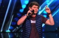 Inspirational: Drew Lynch Stuttering Comedian Wins Crowd Over America's Got Talent