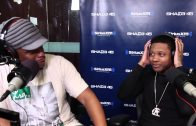 Lil Durk Freestyles On Sway In The Morning