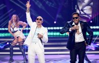 "Pitbull & Chris Brown Perform ""Fun"" On American Idol"