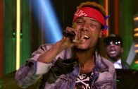 """Fetty Wap Performs """"Trap Queen"""" On Jimmy Kimmel"""