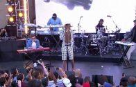 "Wiz Khalifa & Charlie Puth Perform ""See You Again"" On Jimmy Kimmel Live"