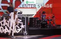 Wiz Khalifa Performs Medley On Sportscenter Pre-NBA Draft Show
