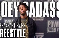 Joey Bada$$ Freestyles Over Tupac Beats