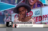 "Lil B Talks About NBA Curses On ESPN's ""Sports Nation"""