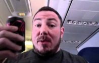 Making A Coke Can Into A Weapon On An Airplane!