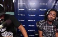 Skeme Freestyles On Sway In The Morning!