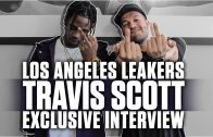 """Travi$ Scott Gives Updates On """"Rodeo"""" and Kanye West's """"SWISH"""""""
