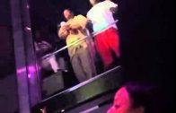 Did Birdman Throw A Drink At Lil Wayne During His Performance?