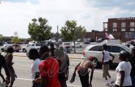 KKK Member Gets Beat Up And Stripped Of Confederate Flag By Alleged Bloods In South Carolina!