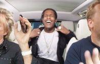 "Rod Stewart & ASAP Rocky Do Carpool Karaoke To ""Everyday"""