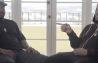 """Ice Cube Speaks With His Son O'Shea Jackson Jr. About His Role In """"Straight Outta Compton"""""""