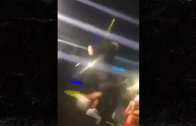 Kevin Gates Kicks Female Fan In The Chest