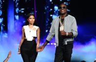 "Nicki Minaj Calls Meek Mill Her ""Baby Father"" On Stage"
