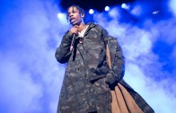 Travi$ Scott Defends Fan From Venue Security!