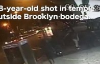 Awful: 18-Year-Old Man Shot In Temple Outside Brooklyn Bodega!